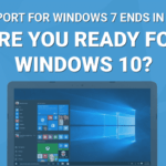 Microsoft withdraw support for Windows 7