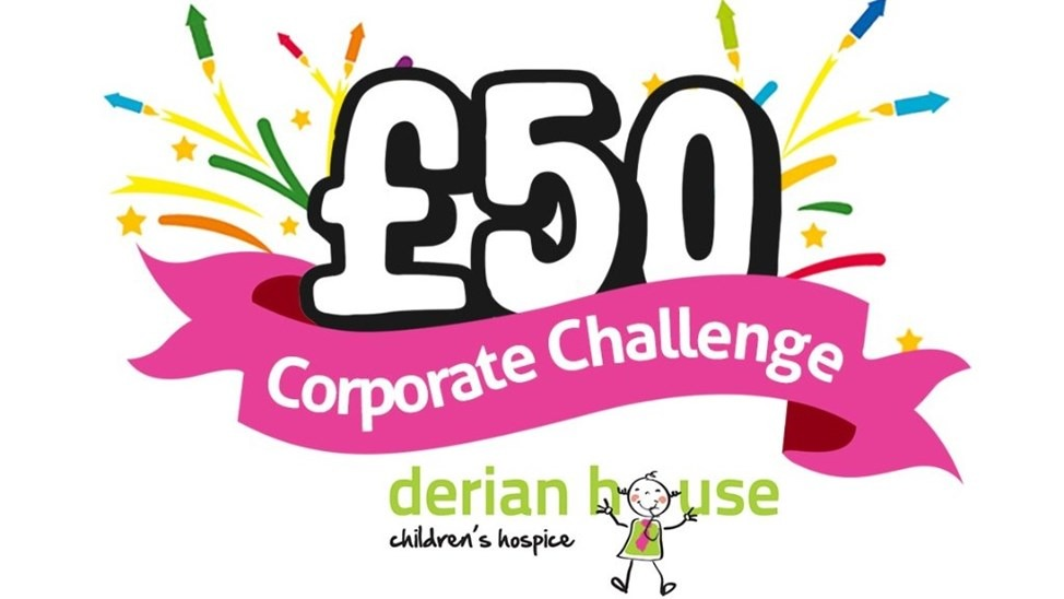 Nybble Wins Endurance Award at Derian House Corporate Challenge