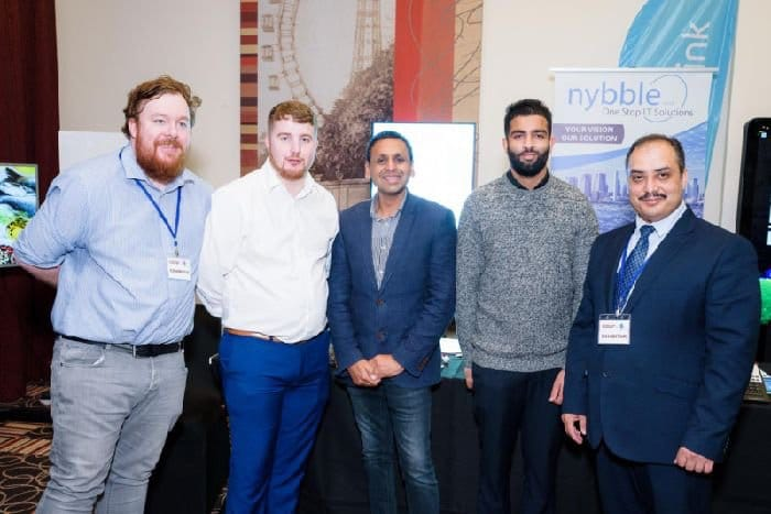 Nybble Sponsors Blackpool Business Expo 2019