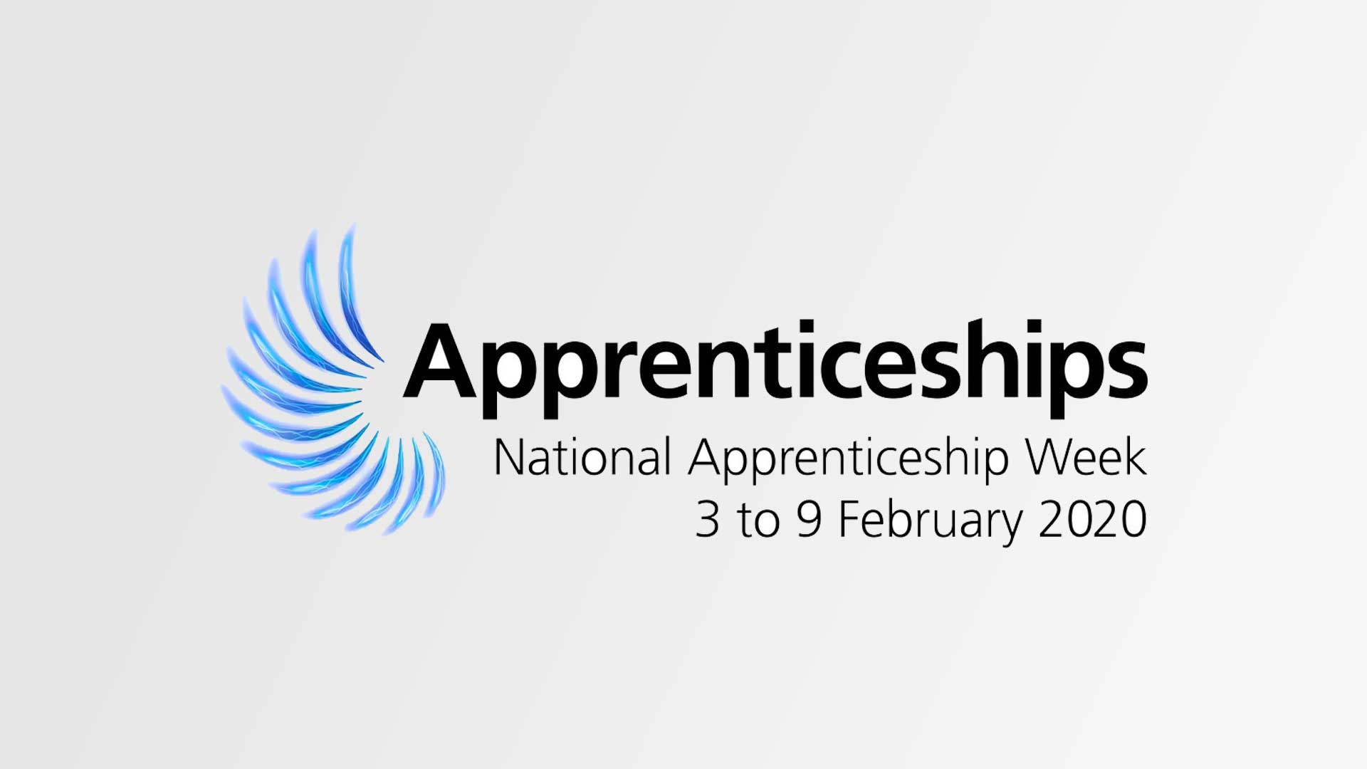 Celebrating National Apprenticeship Week