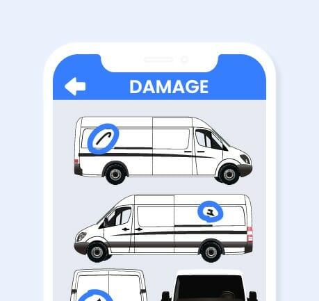 Nybble - Vehicle Appraisal App - Record Damage Easily