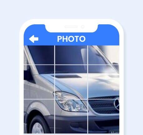 Nybble - Vehicle Appraisal App - Take Photos