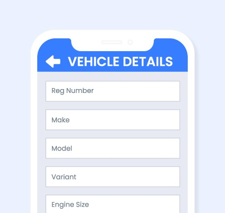 Nybble - Vehicle Appraisal App - Vehicle Details