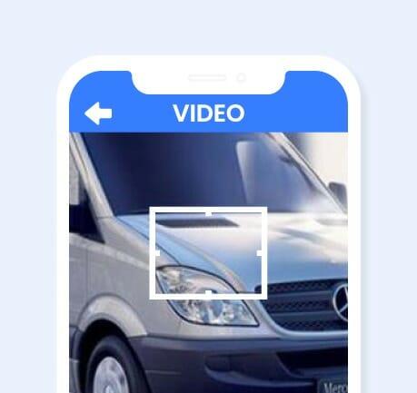 Nybble - Vehicle Appraisal App - Record Videos