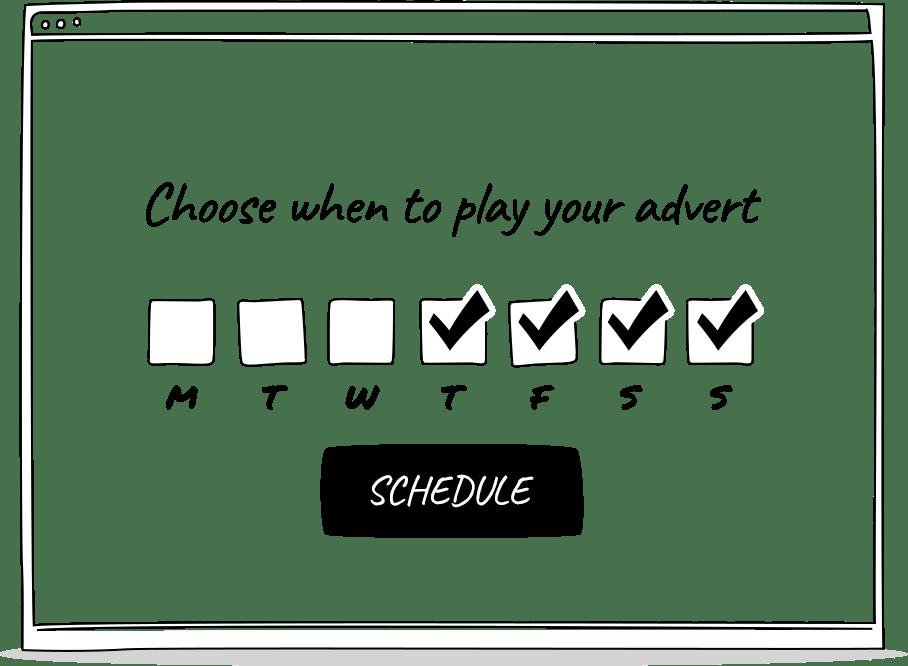 Adgen - Schedule