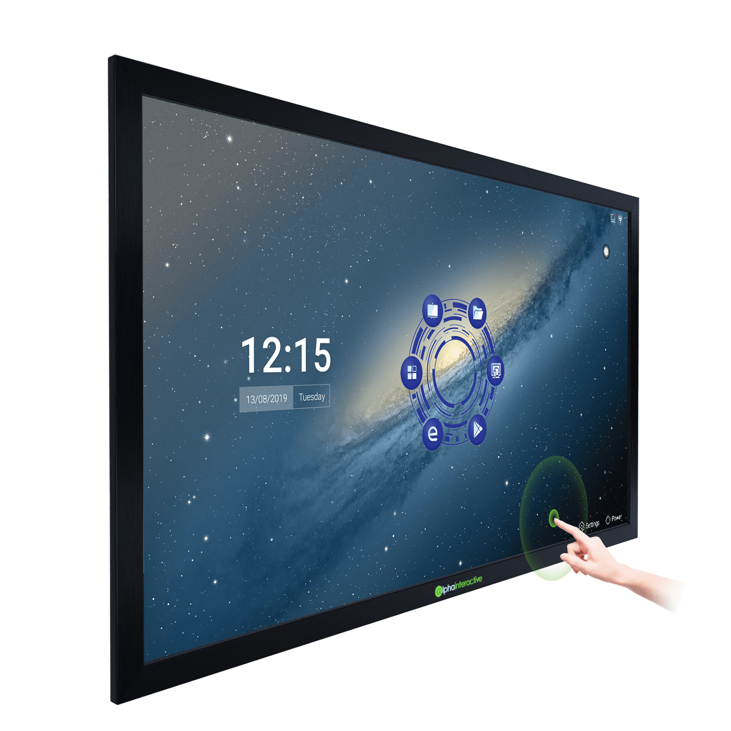 Nybble - 4K Interactive Touchscreens