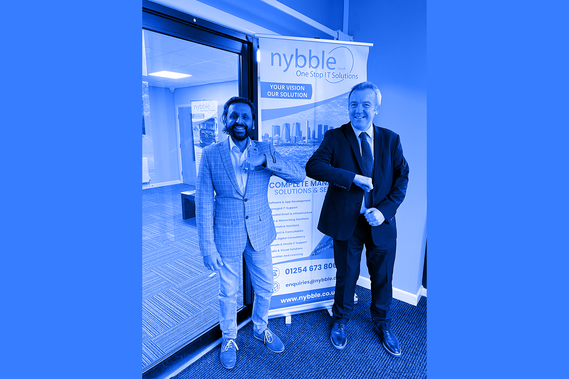 Continued Growth as LOCAL IT Company Nybble.co.uk Bucks the Trend Despite Lockdown