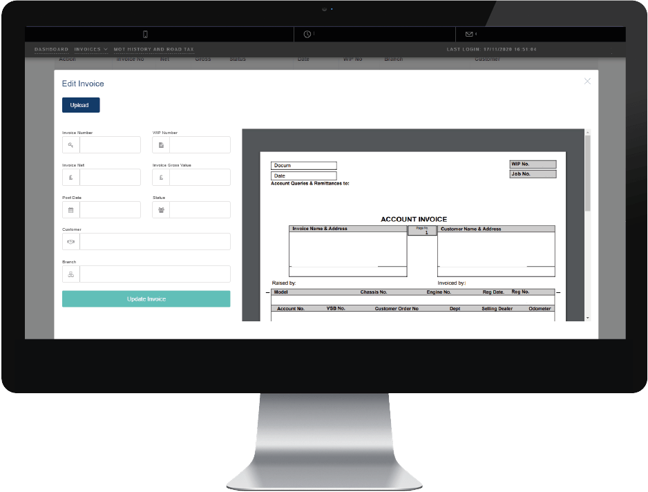 Introducing Nybble's Revolutionary Invoicing Portal