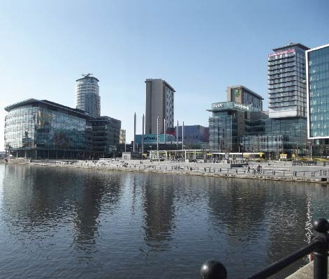 Nybble open new office in Media City, Manchester